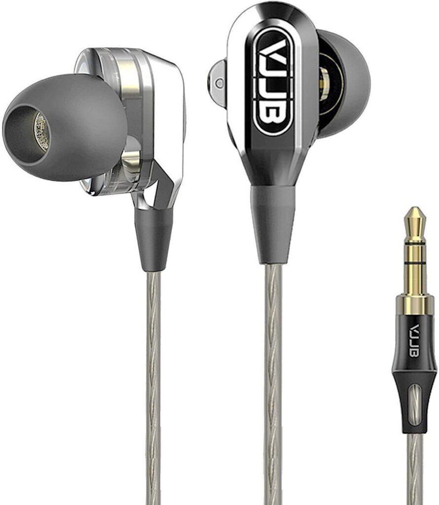 GranVela VJJB Dual Driver Earbuds